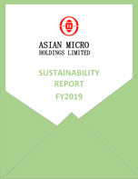 Sustainability Report FY2019